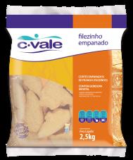 Filezinho Empanado 2,5kg