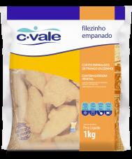 Filezinho Empanado 1kg