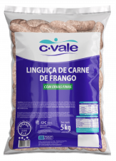 Linguiça de Carne de Frango c/ Ervas Finas 5kg