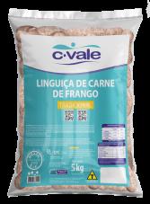 Linguiça de Carne de Frango Tradicional 5kg